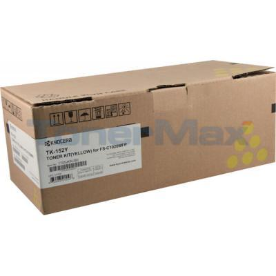 KYOCERA MITA FS-C1020MFP TONER CARTRIDGE YELLOW